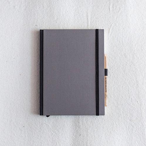 Cotton Bookcloth Journal - Paper Birch