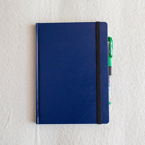 Dark Blue PVC