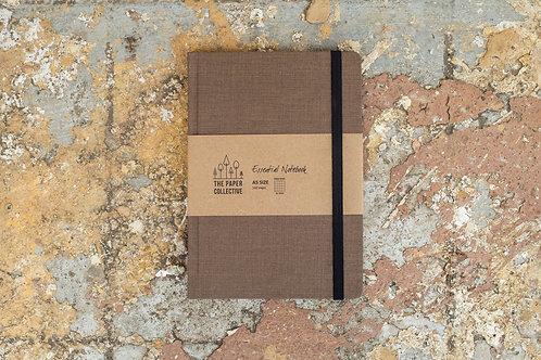 Brown Bookcloth Journal