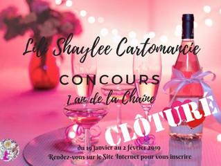 """Fin du Concours """"1 An de la Chaîne"""""""