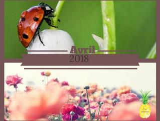 Vos Prédictions pour le Mois d'Avril 2018
