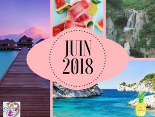 Vos Infos pour Juin 2018