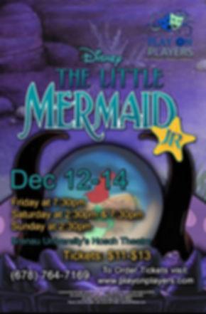 The Little Mermaid Poster - small.jpg