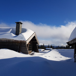 Exclusive lodges in the snow