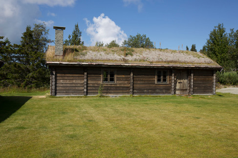 The exclusive chalet with luxurious log cabins / lodges