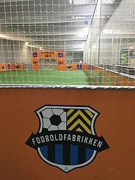 Fodbold Fulton fabrikken