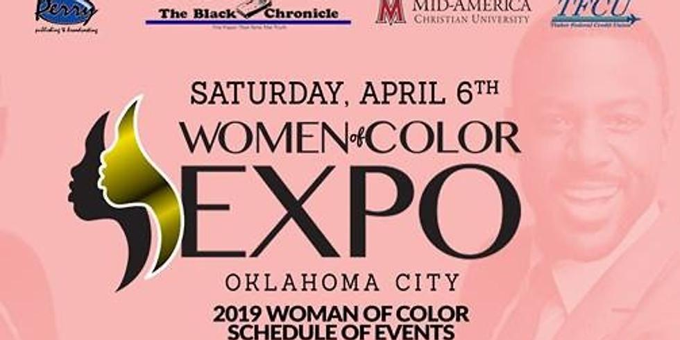 Women Of Color Expo Mental Health Seminar