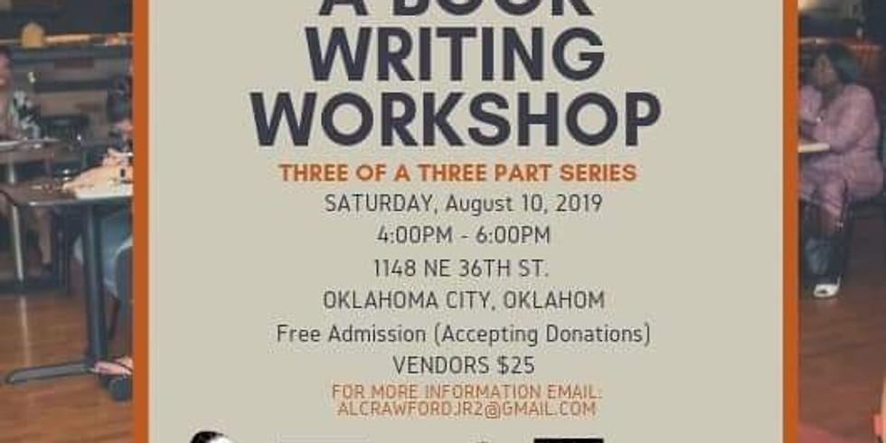 Its #KingdomTime Book Writing Workshop