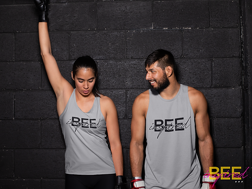 #BeeFitBeeInspired Workout Tee
