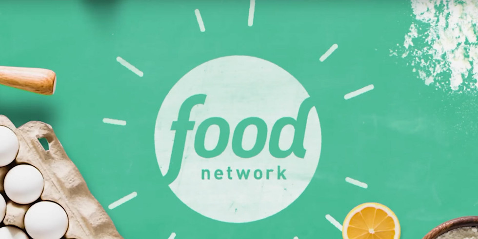 Family Food Showdown on The Food Network!