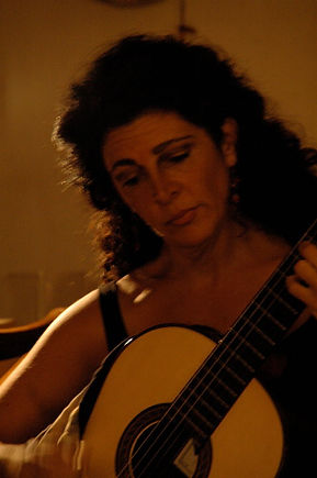 Laura Young with my guitar.jpg