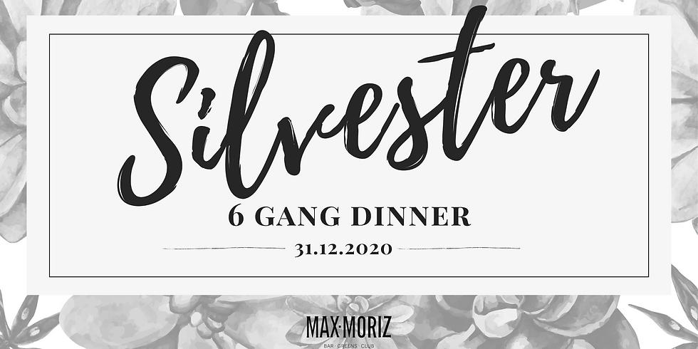 6 Gang Silvester Dinner - ABGESAGT