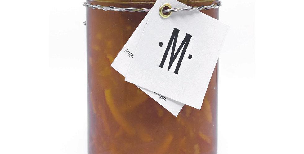 Orangen-Ingwer Marmelade