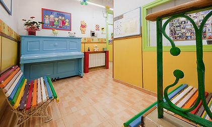 Llar d'Infants Nintets, Escuela Infantil, Eixample, Barcelona