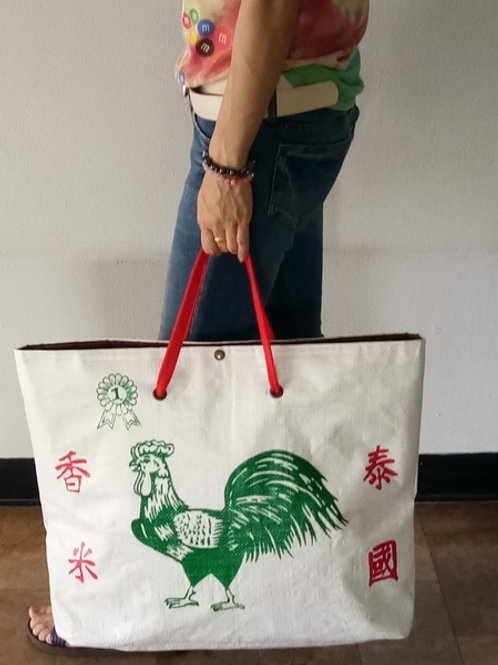 632/014 Recycle shopping bag w/liner