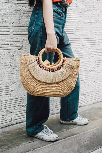 Hyacinth basket uct