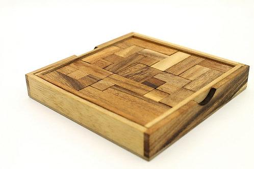 Wooden game, puzzle BG 260