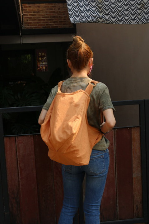Shoulder Bag,  light brown