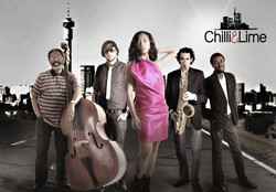 Chilli & Lime jazz band