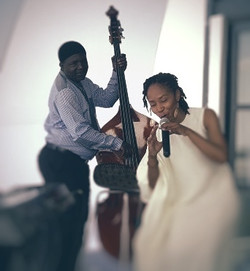 Chilli & Lime singer & double bass