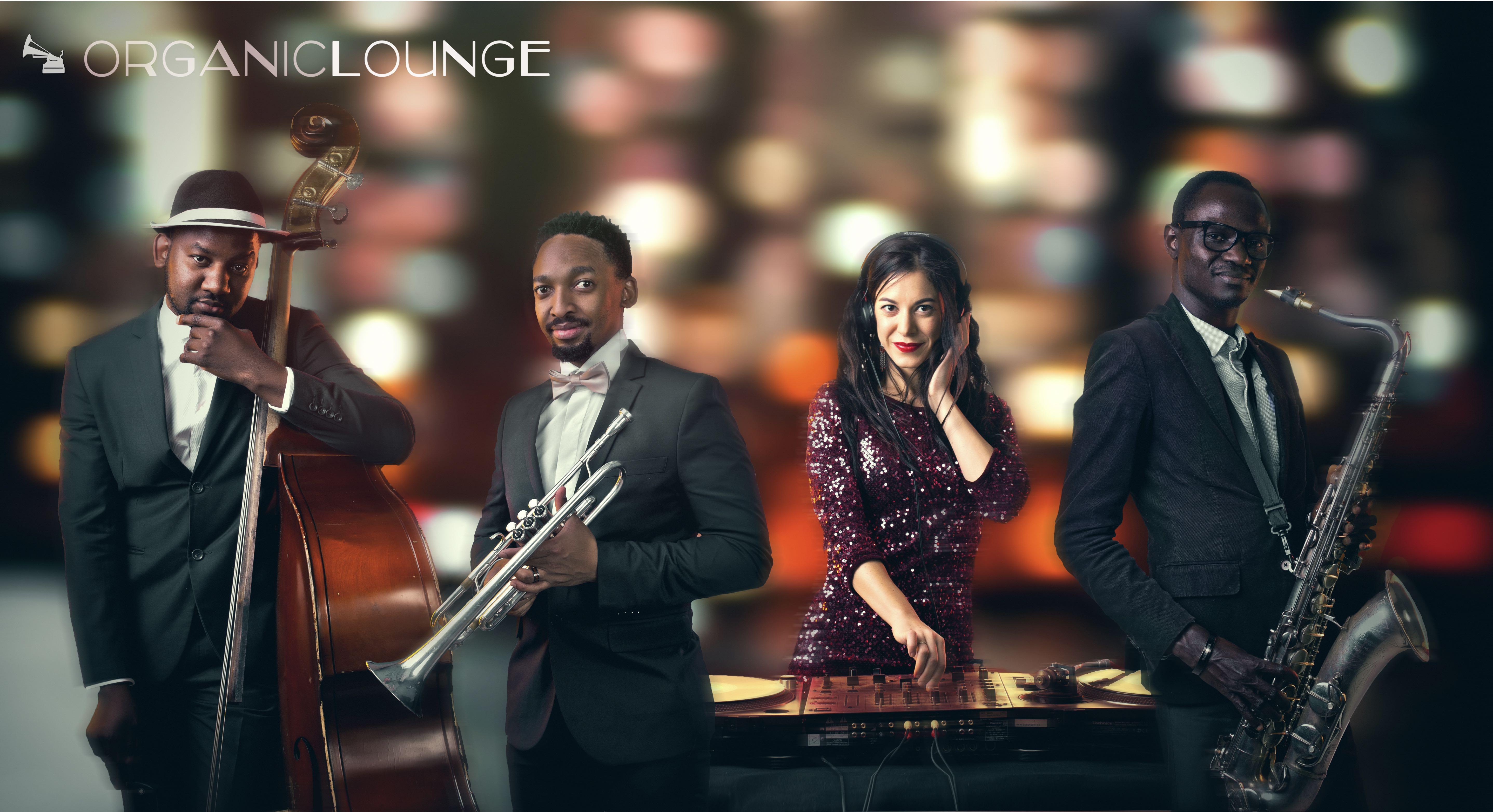 Organic Lounge Jazz Groove