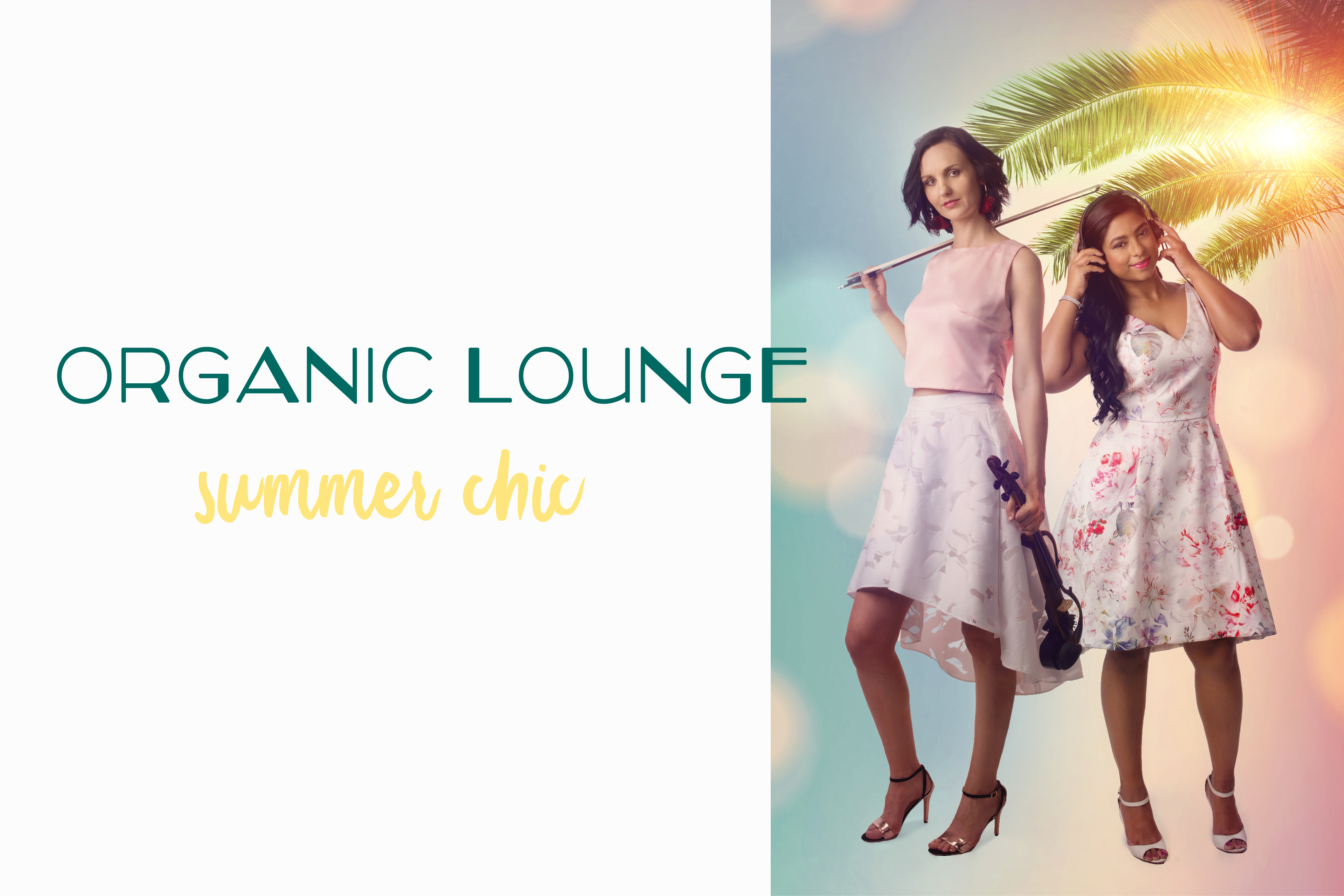 Organic Lounge Summer Chic