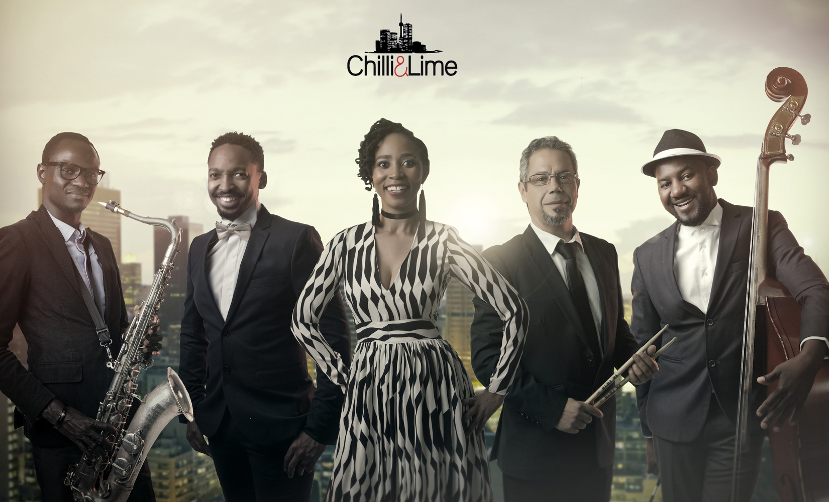 Chilli & Lime African jazz band