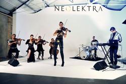 Neolektra string band