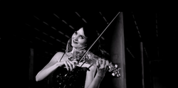 All Stars violinist