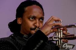 Organic Lounge trumpeter