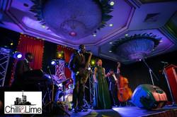 Chilli & Lime jazz quintet