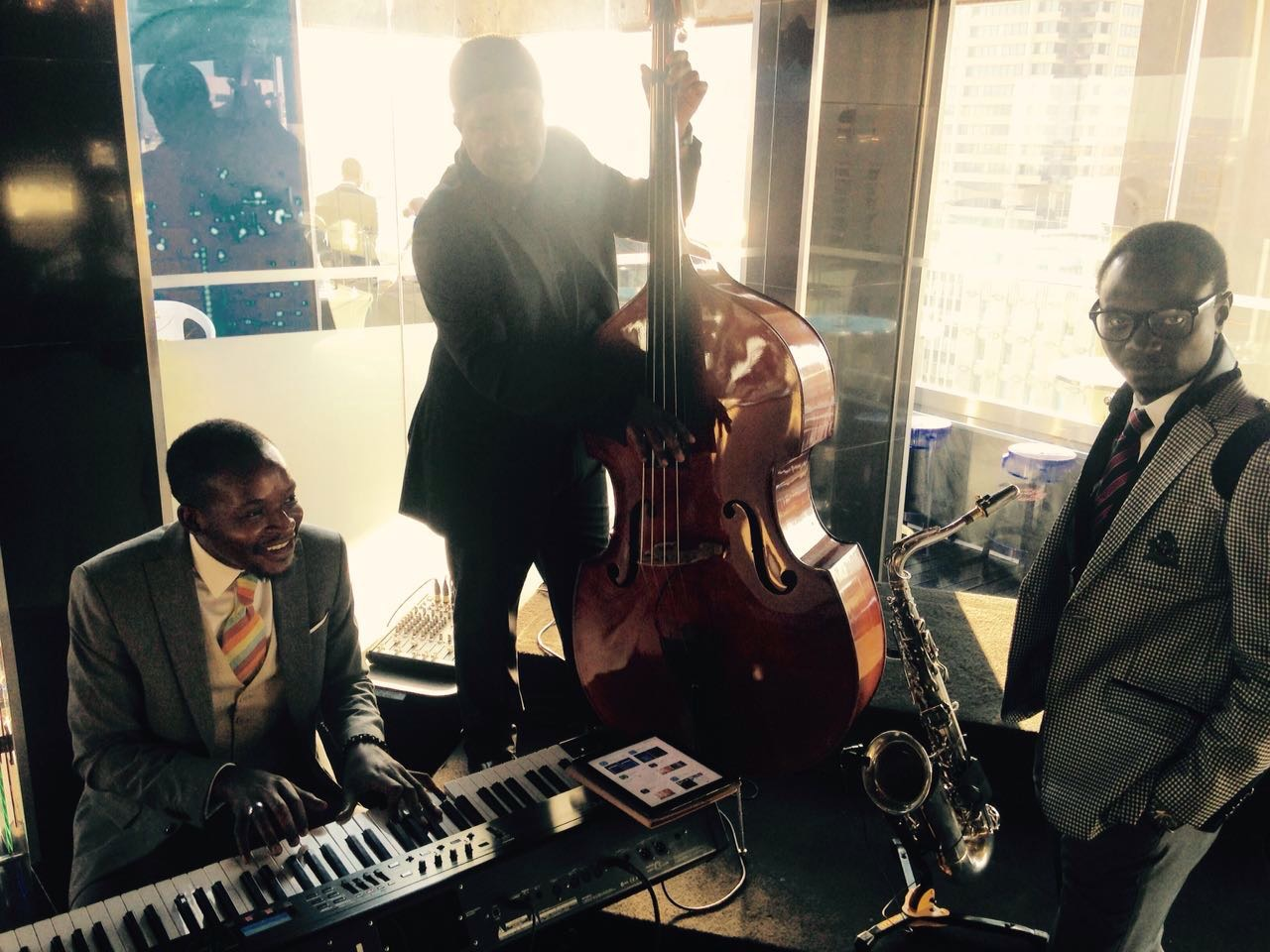 Chilli & Lime jazz trio
