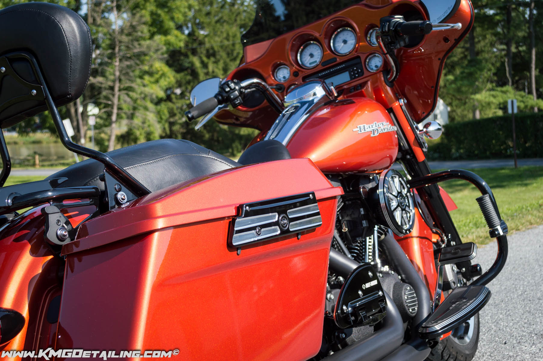 Motorcycle Detailing - Central Pa