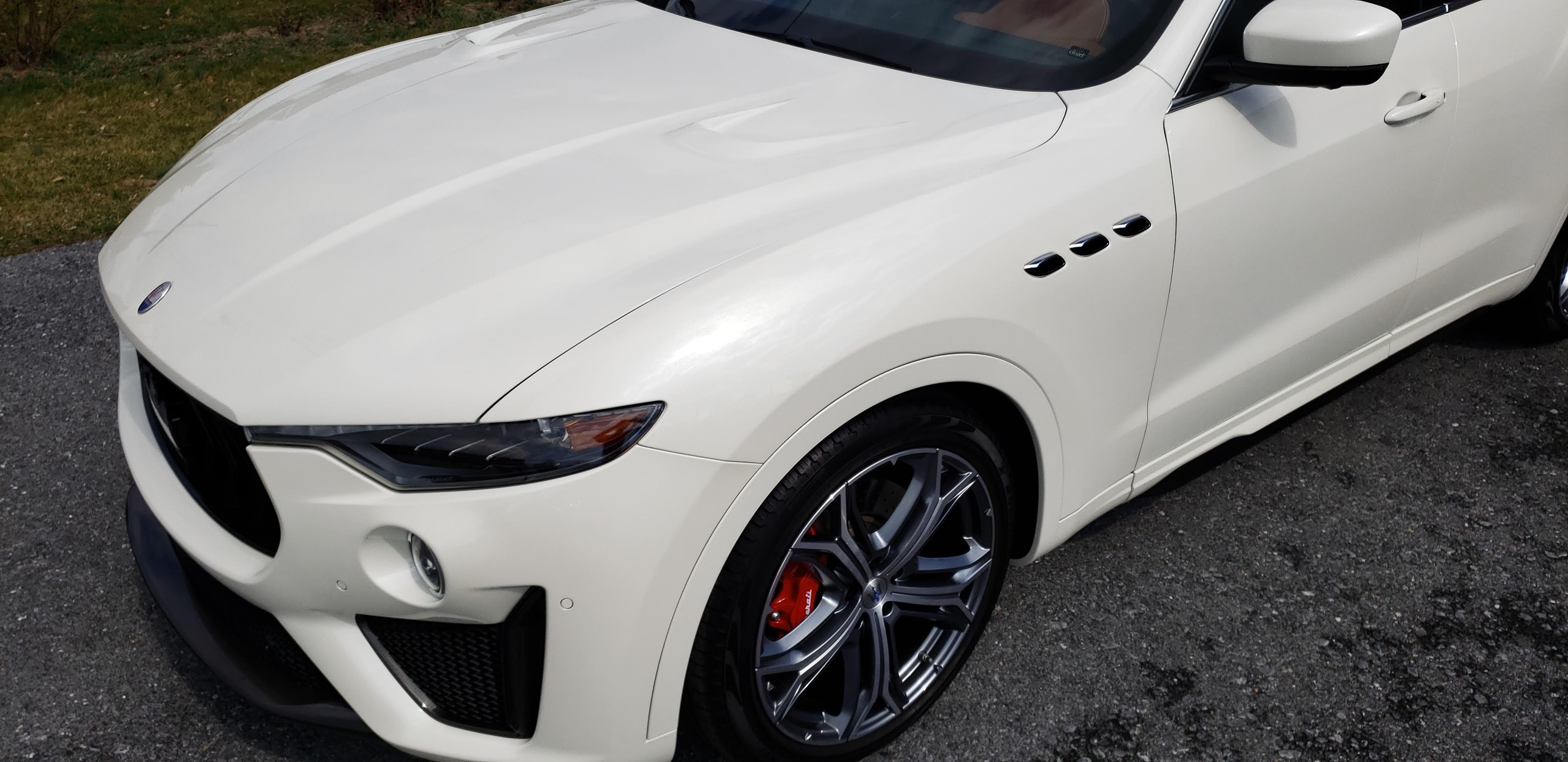 XPEL - Maserati Levante Trofeo