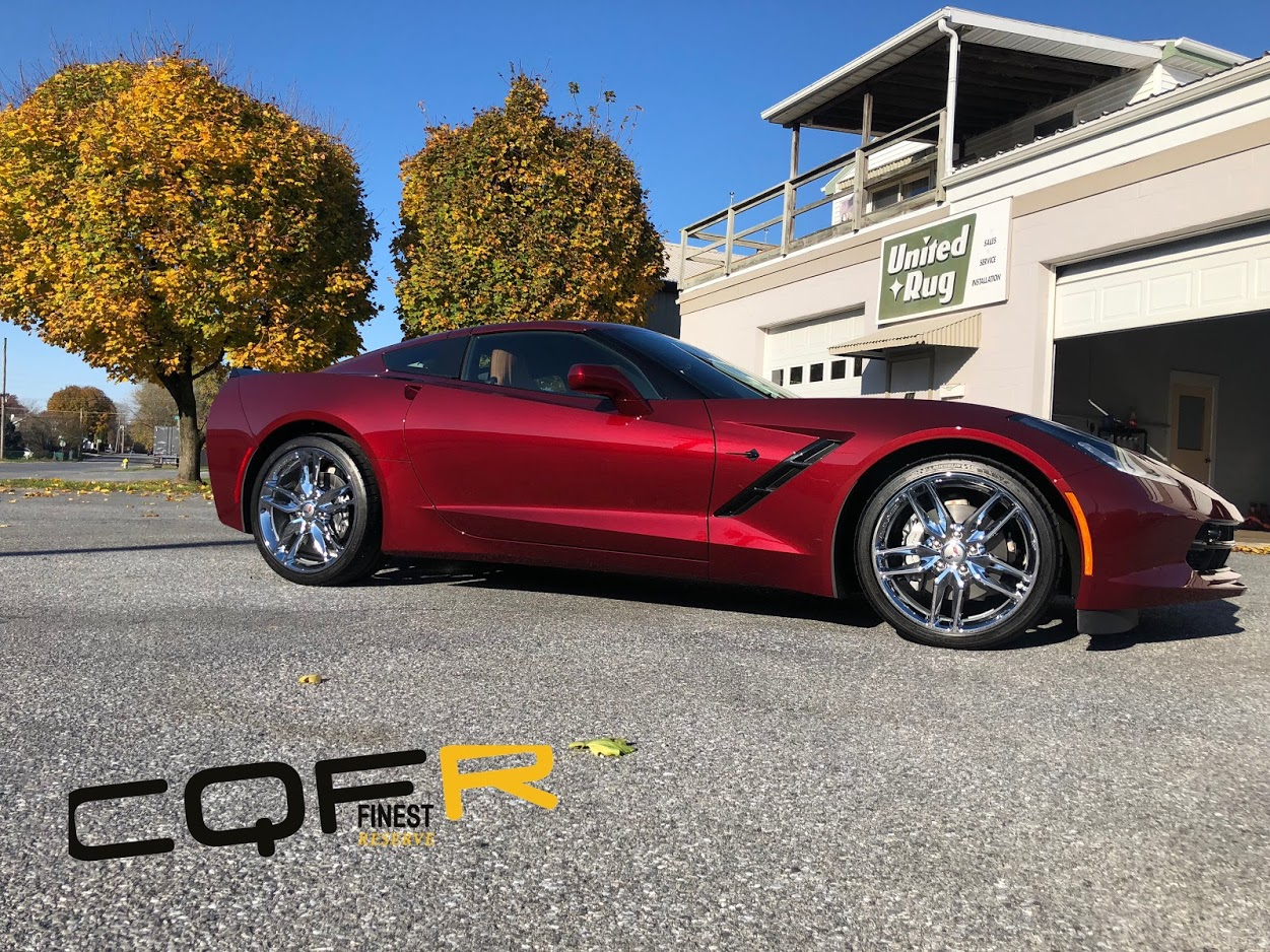 XPEL - Corvette Stingray
