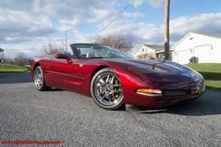Corvette Detailing - Central Pa