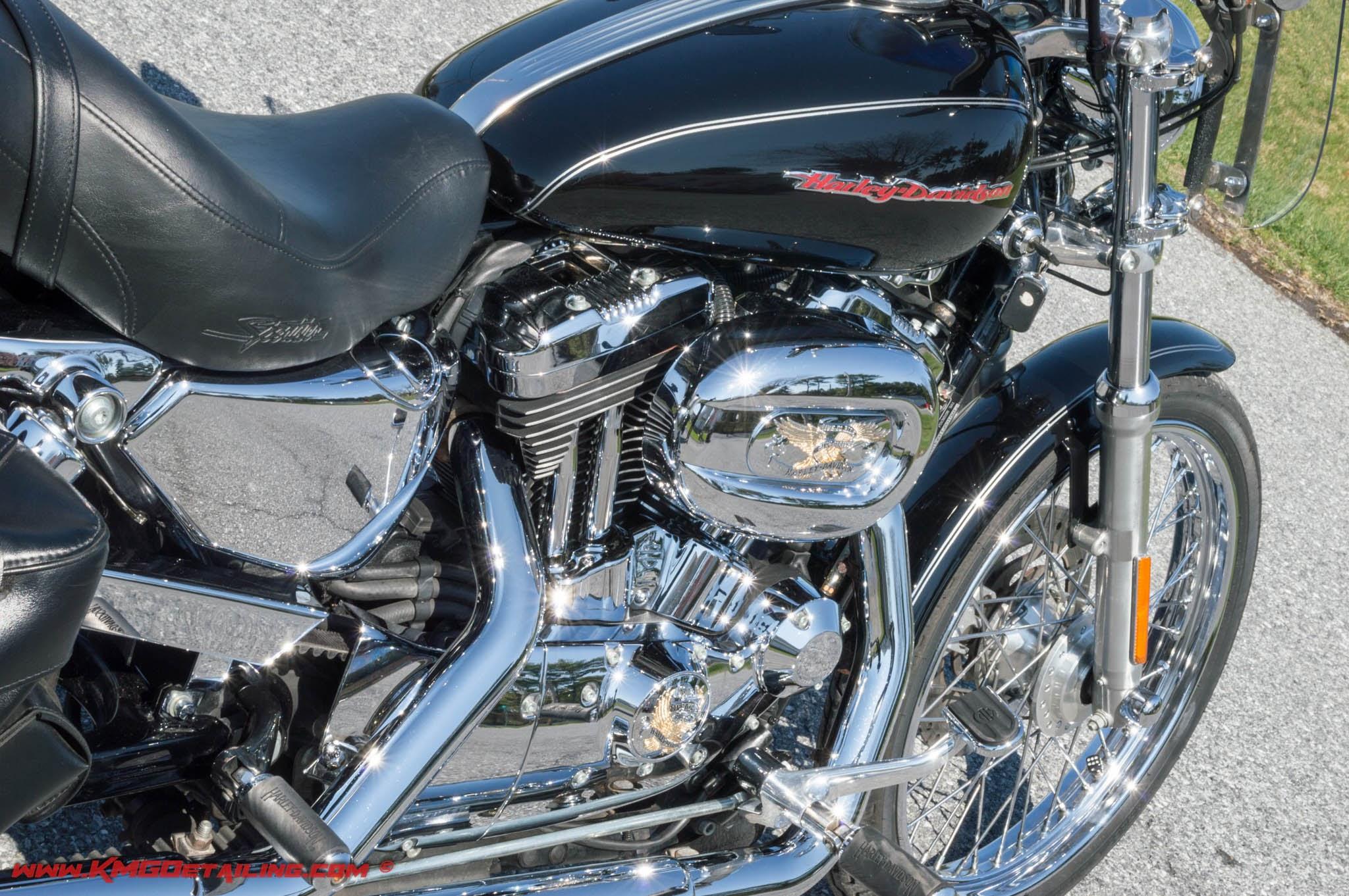 Motorcycle Detailing - Lebanon, Pa
