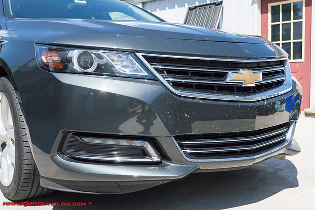 Former Rental 2014 Impala Ltz Restored To Its Former Glory