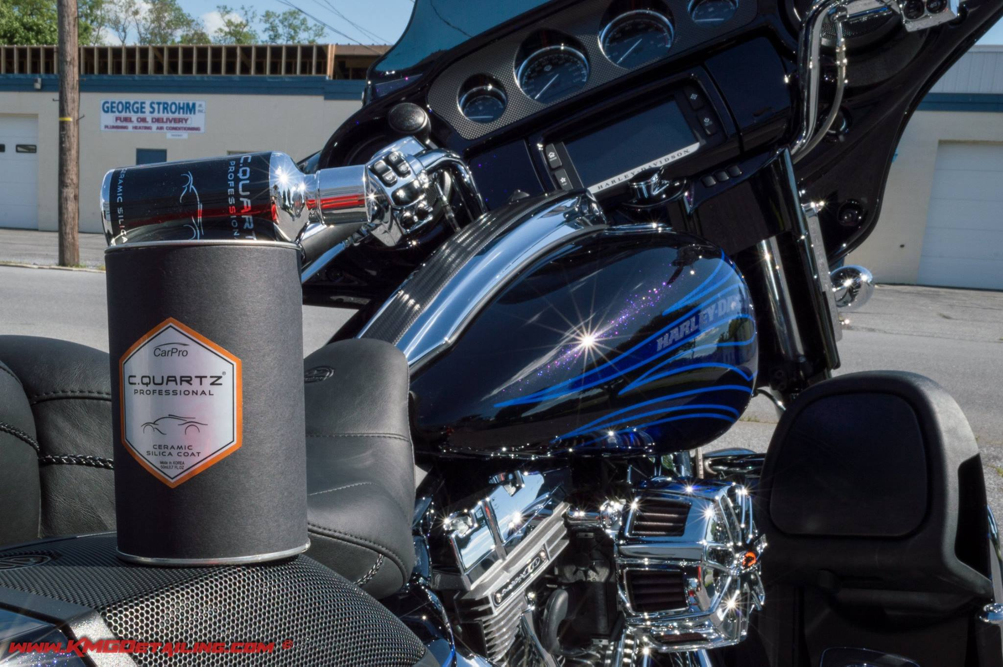 Motorcycle Coatings - Central Pa