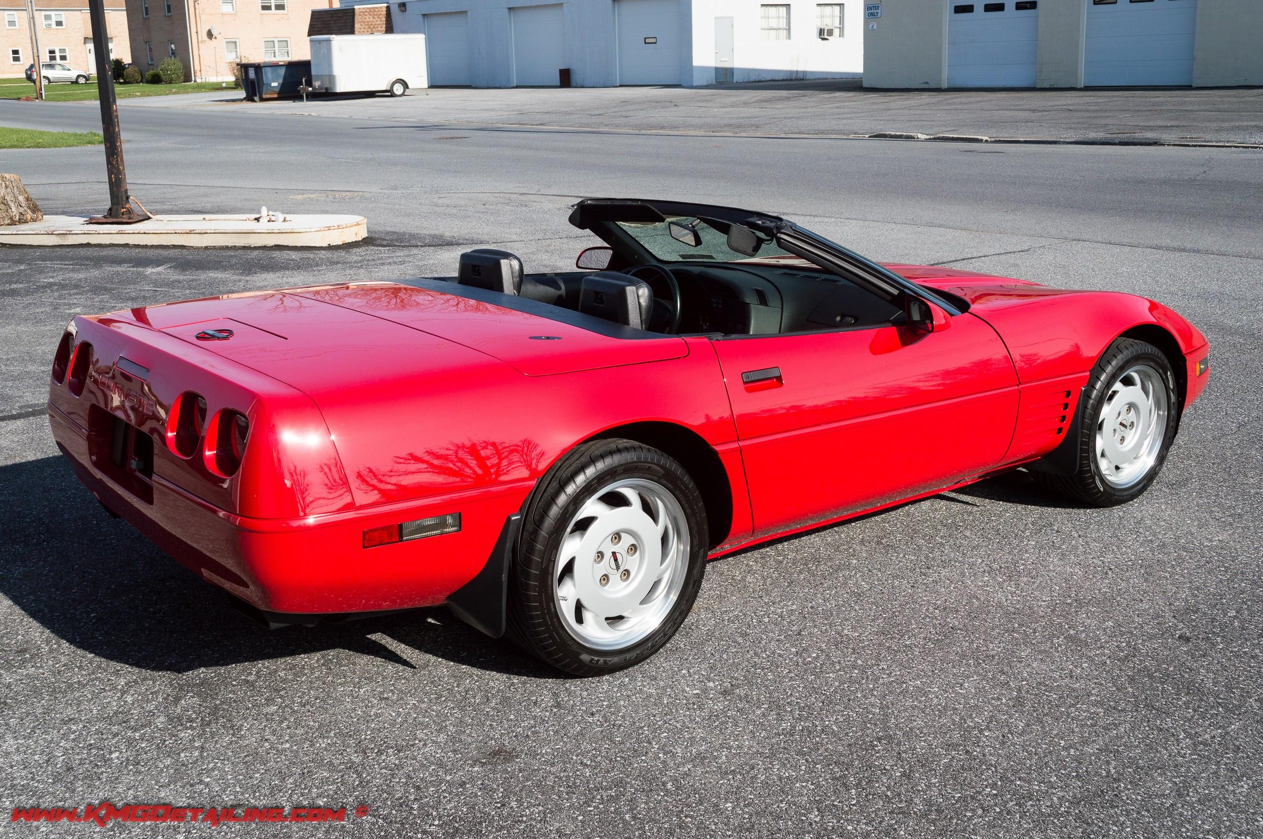 Corvette - CQPro