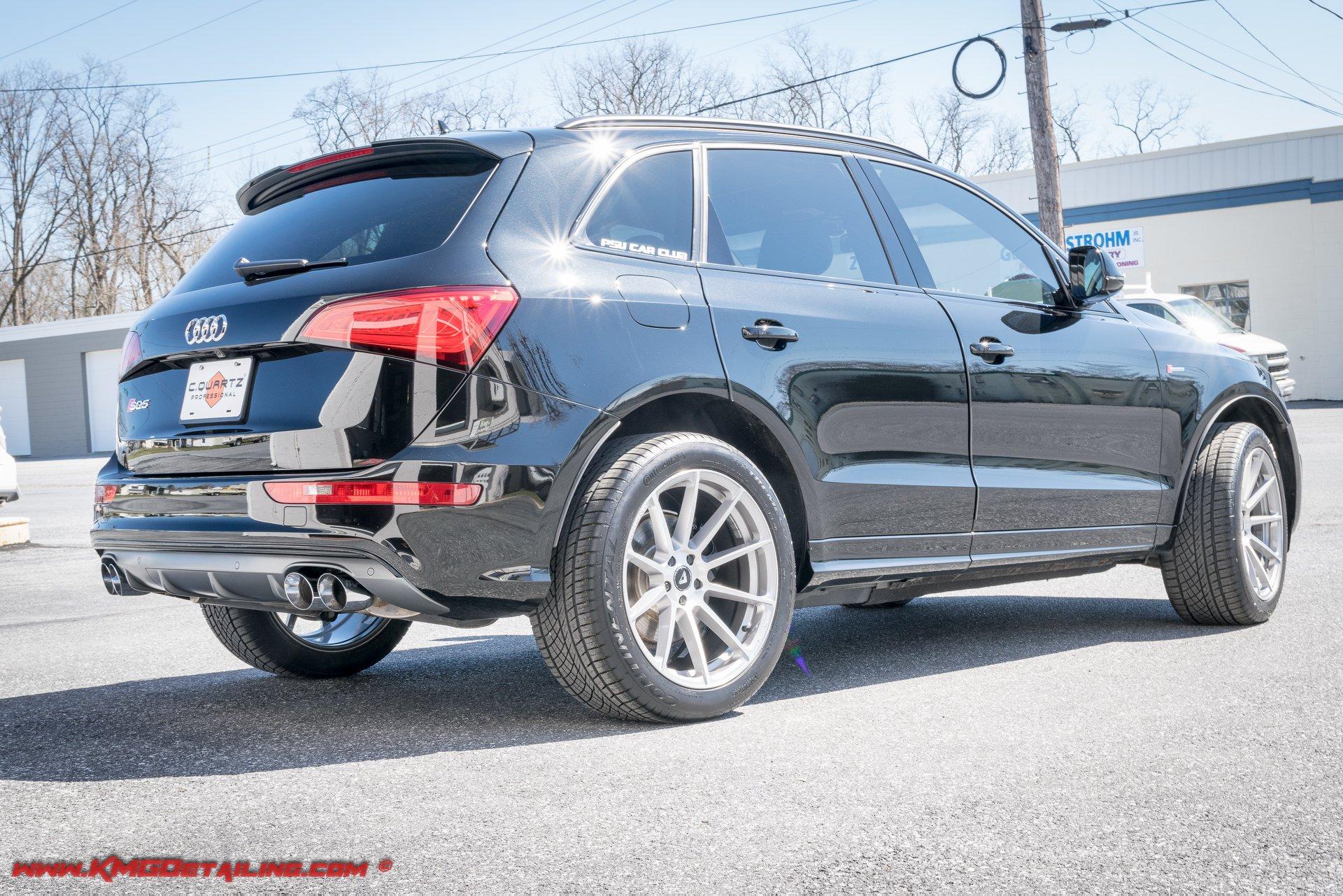 CQuartz Professional - Audi SQ5
