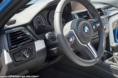 2015 BMW M3 - Premium Interior Service - Lebanon, Pa