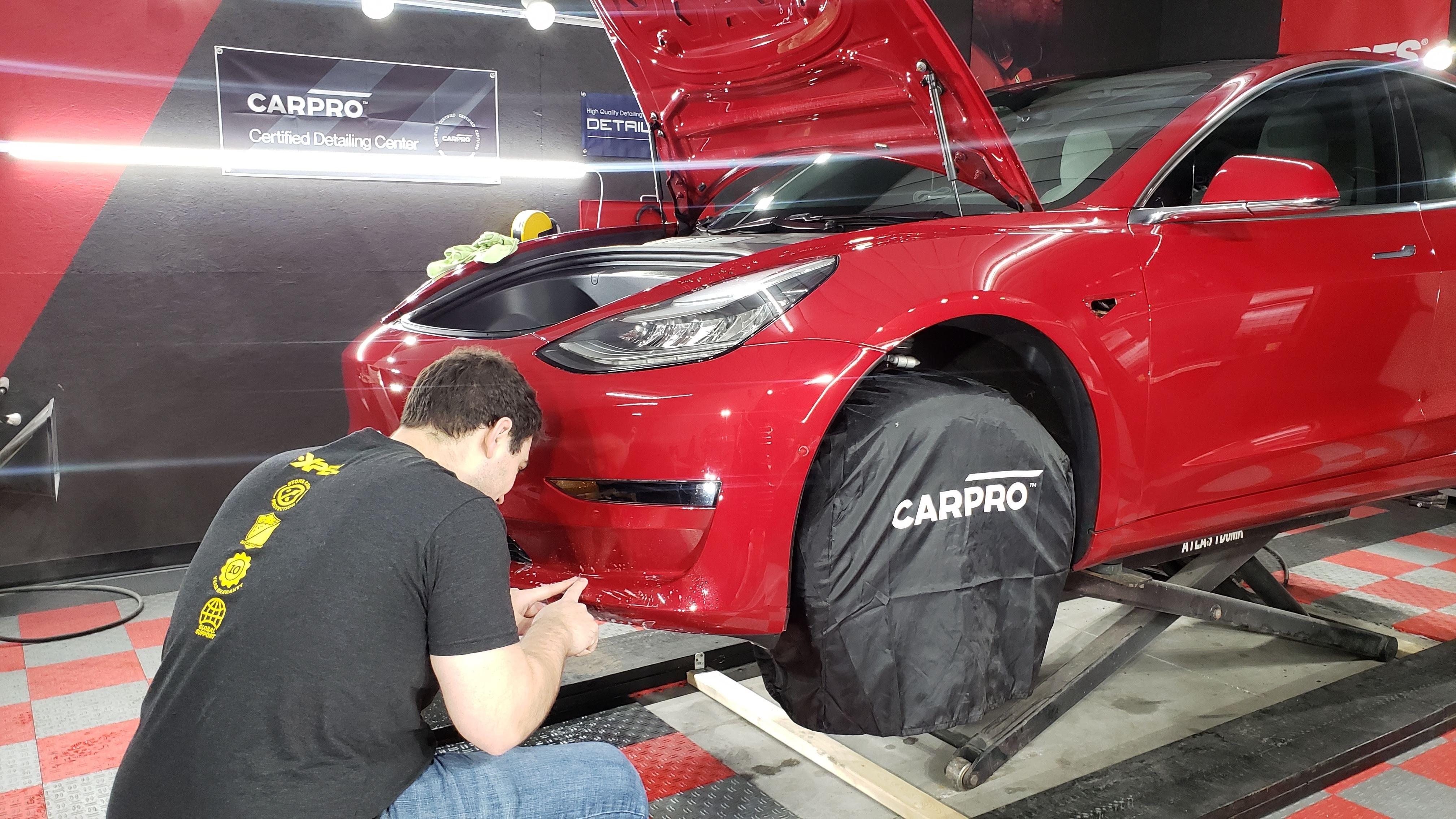 XPEL - Tesla Model 3