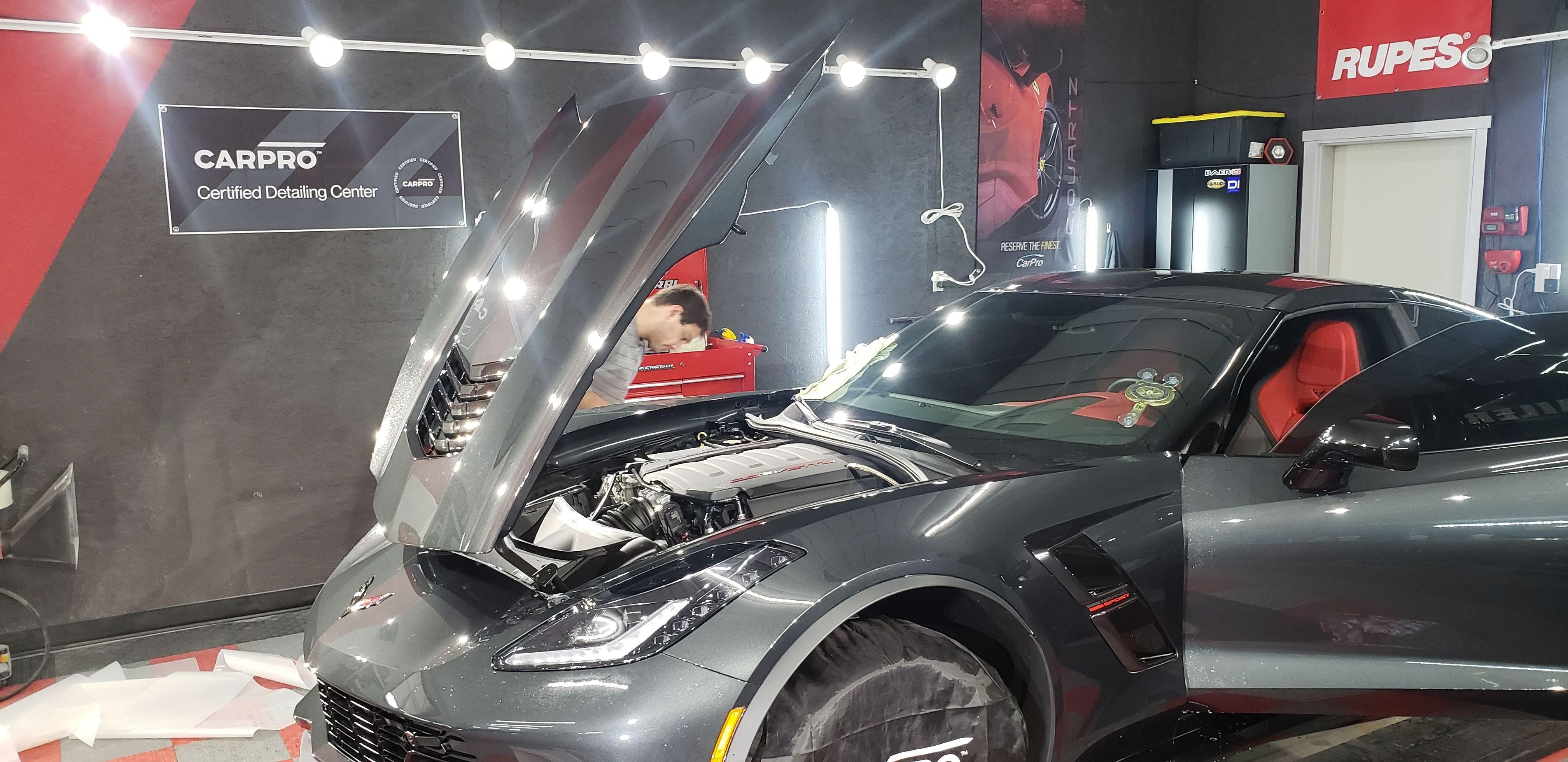 XPEL - Corvette Grand Sport