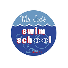 Ms. Jane's Swim School with Swim America