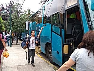 Arriendo de Bus