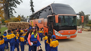 Arriendo de Buses en Santiago