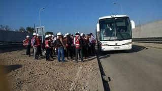 Arriendo de Bus en Santiago