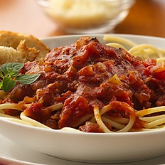 Spaghetti & marinara