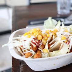 Roasted Garbanzo Bean Tacos